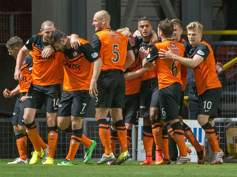 Dundee United: Host rivals Dundee