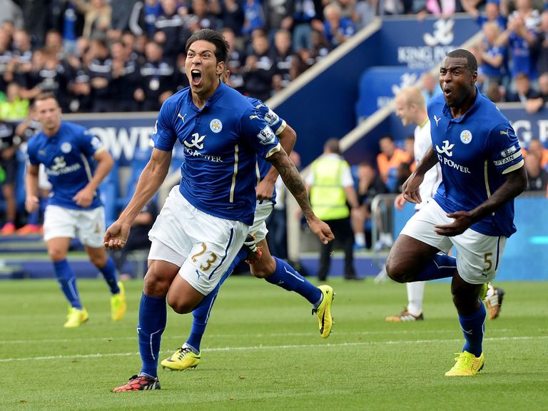 Leonardo Ulloa: Has impressed since switching to Leicester this summer