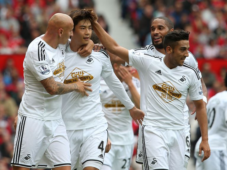 Swansea: Can make it six points from six