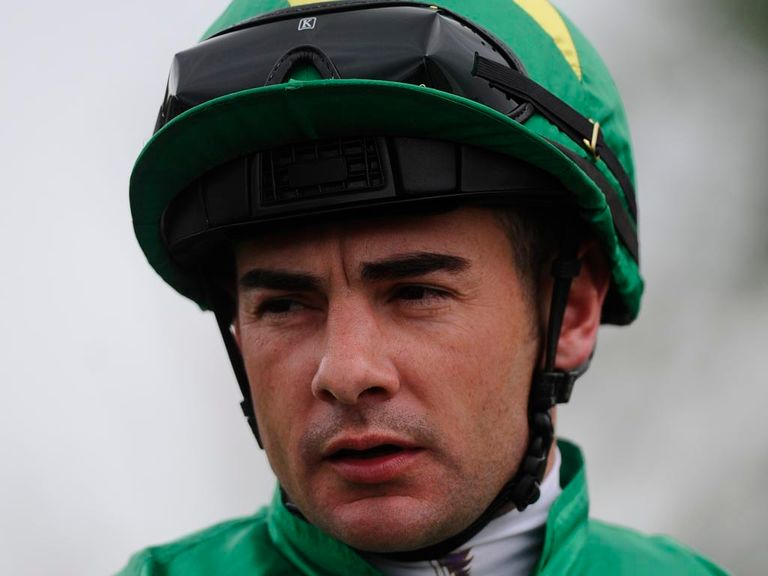 Fergal Lynch: Unable to land the cash at Ayr.