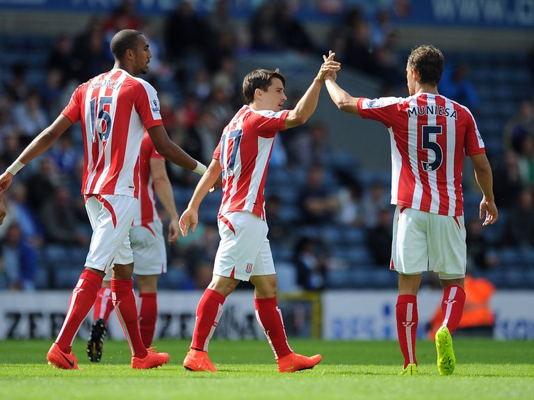 Stoke can score two or more goals with Aston Villa