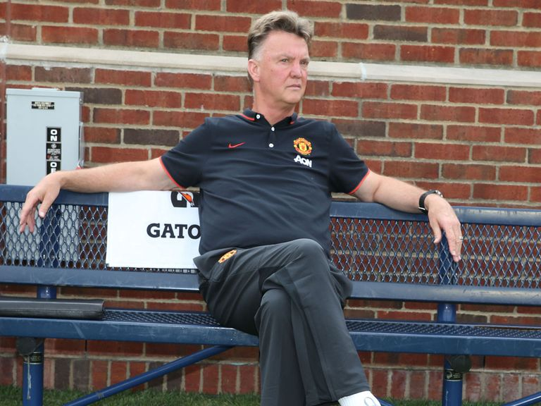Louis van Gaal: Decisions to be made in the near future on his playing staff
