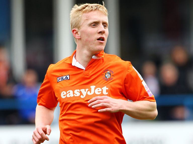 Mark Cullen: Scored for Luton