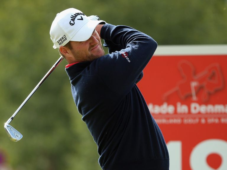 Marc Warren: Vaulted up the leaderboard on Saturday