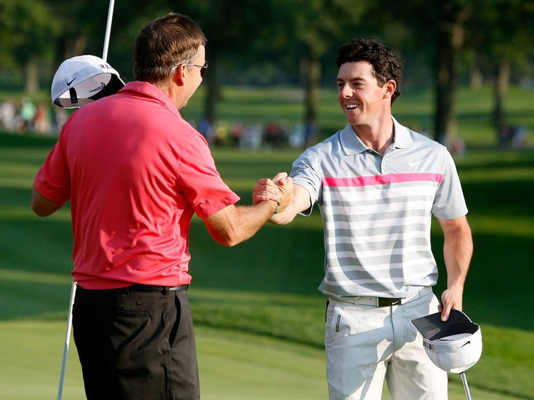 McIlroy: Expects to be suited by Valhalla