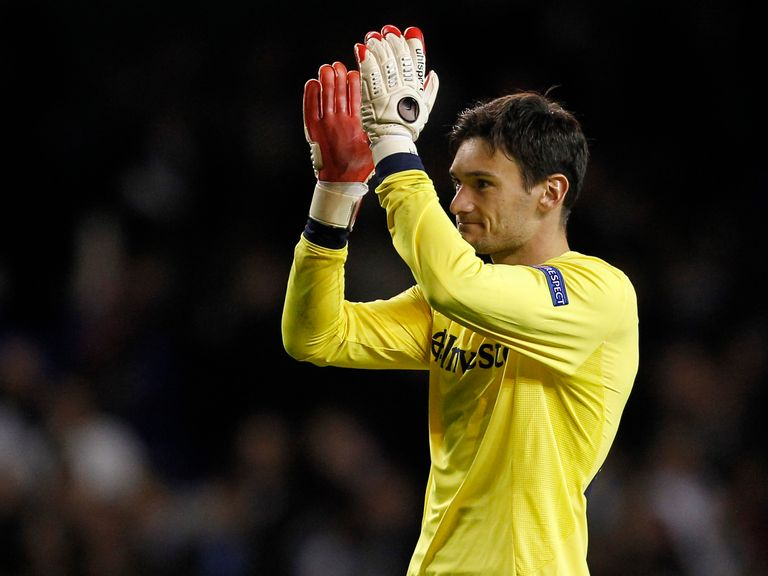 Hugo Lloris: High hopes for Tottenham