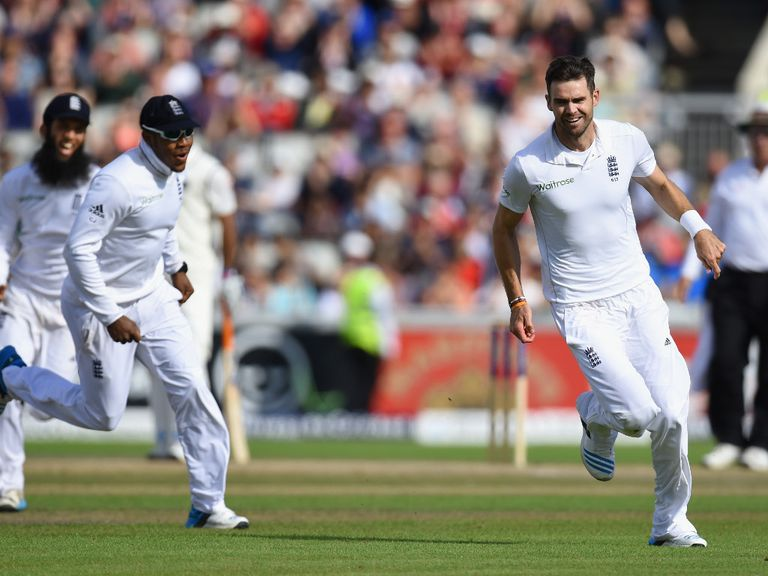 James Anderson can cause India more problems
