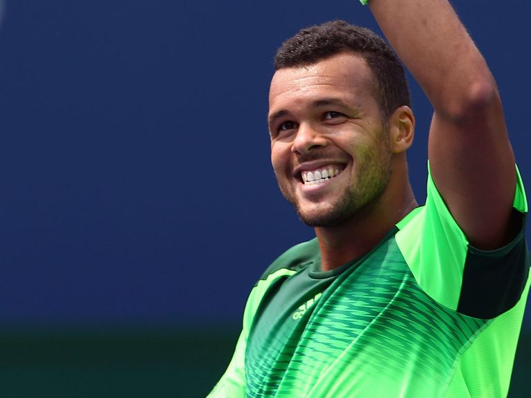 Jo-Wilfried Tsonga: Won title in Toronto