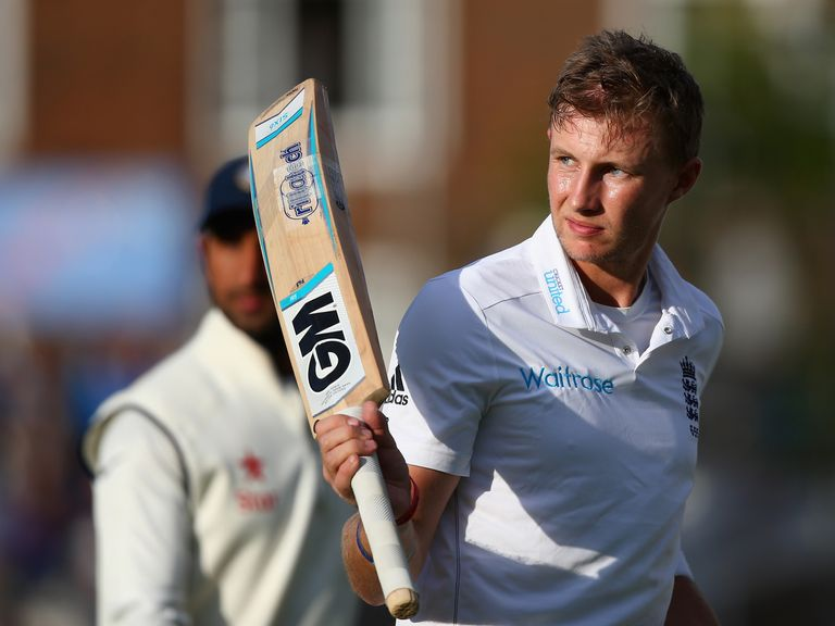 Joe Root: Fully behind skipper Alastair Cook