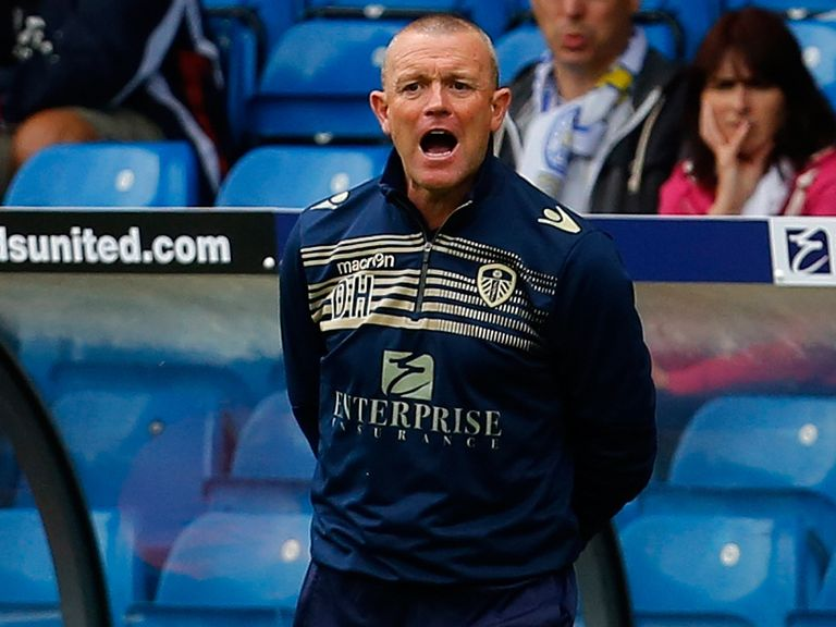 Dave Hockaday: Wants to be part of the club's future