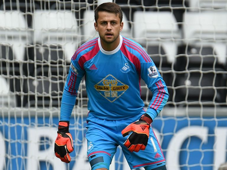 Lukasz Fabianski: Looking forward to Manchester United clash