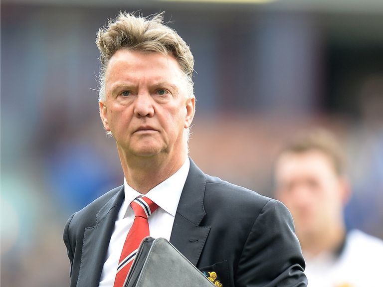 Louis van Gaal: No regrets about taking the Manchester United job
