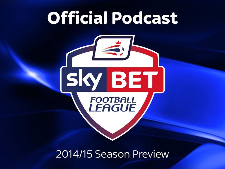 The Sky Bet Football League Podcast is here