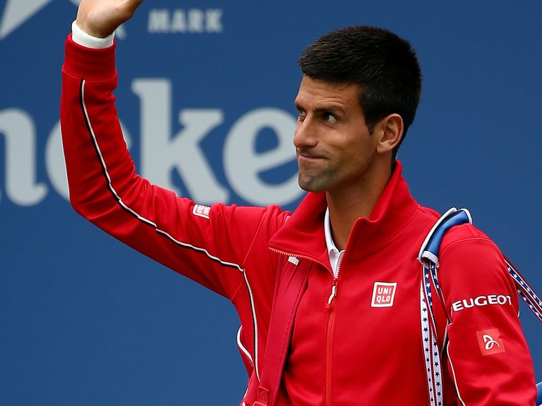 Novak Djokovic: Easy win