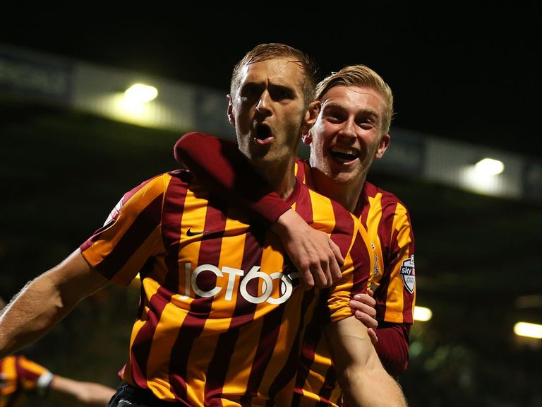 Bradford City can get the better of Yeovil Town