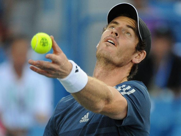 Andy Murray: Seeded to meet Novak Djokovic in the US Open quarter-finals