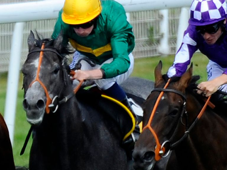 Tupi (right): Can win at Salisbury this evening