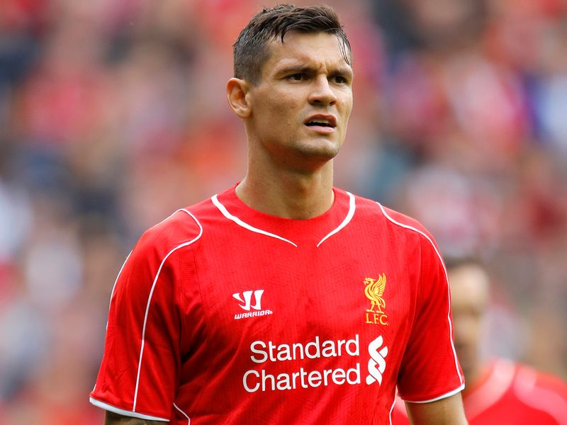 Image result for dejan lovren