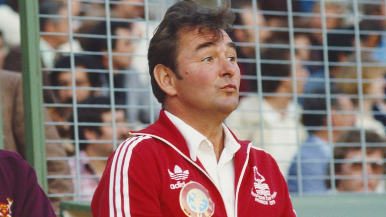 Nigel Clough could follow father Brian's legacy as manager of Nottingham Forest