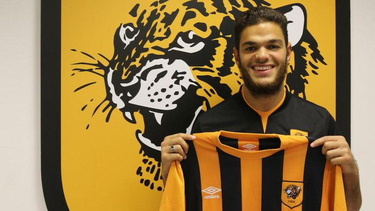 Hatem Ben Arfa: Delighted with fresh start at Hull