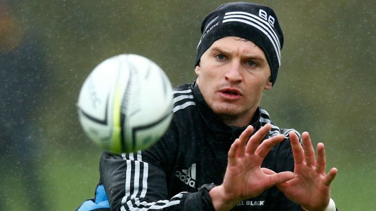 Beauden Barrett will start for the All Blacks this Saturday in Napier