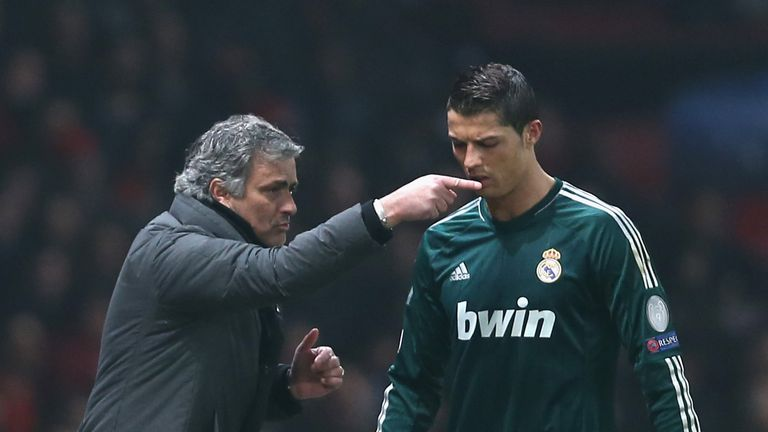 By the time Mourinho left Real in 2013, he had been in serious conflict with Ronaldo