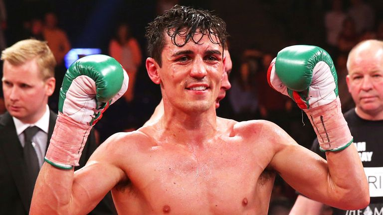 Anthony Crolla: Moving towards a world title shot