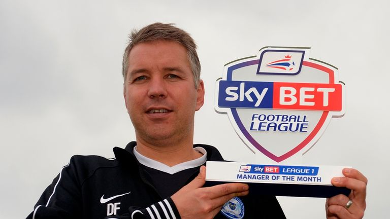 Ferguson: Best boss in League One last month