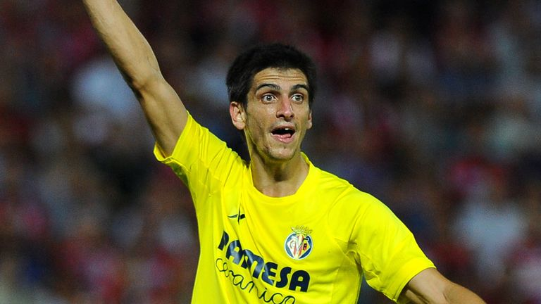 Villarreal's forward Gerard Moreno grabbed the equaliser