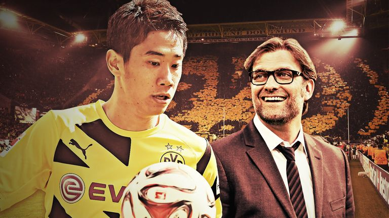 Shinji Kagawa's Dortmund success showed Klopp doesn't need to spend big