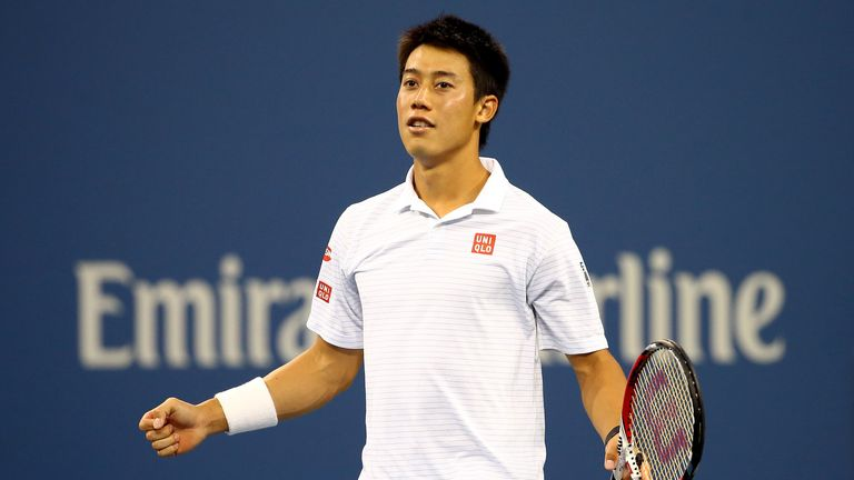 Kei Nishikori: First Japanese man to reach a grand slam semi-final in Open Era