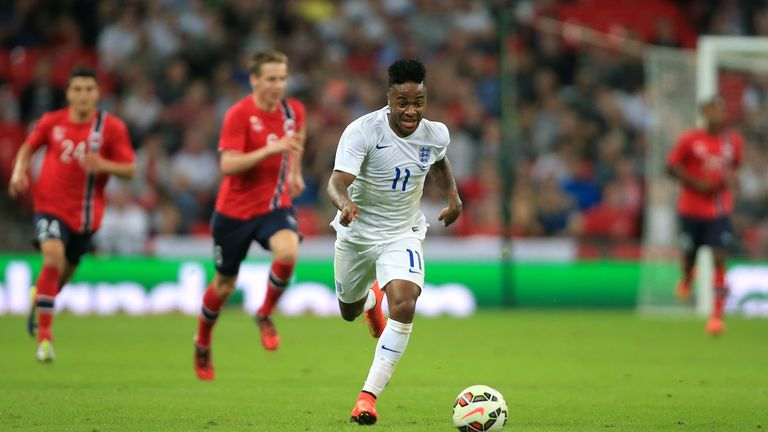 Raheem Sterling: Has been shining for club and country