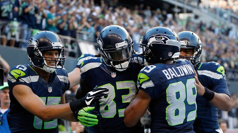 Seattle the team to beat in the West - and the NFL!