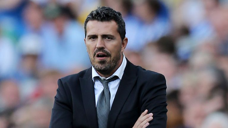 Oscar Garcia: In talks with at least two clubs