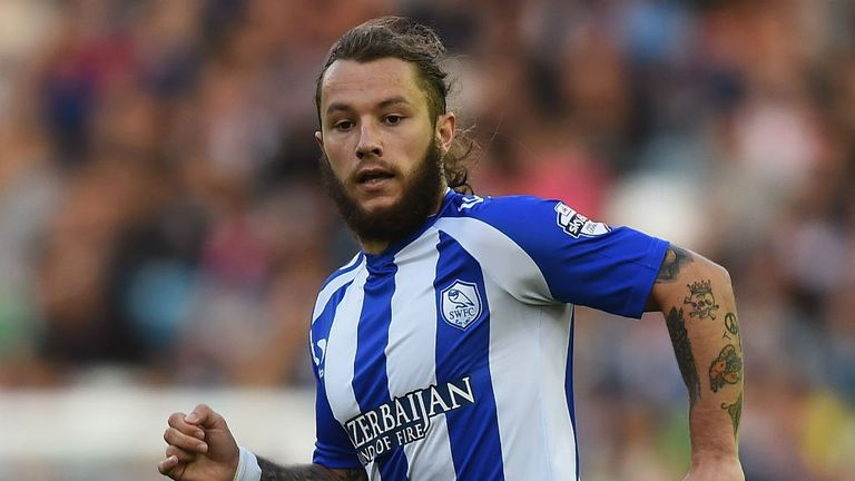 Stevie May: Enjoying the challenge of the Championship