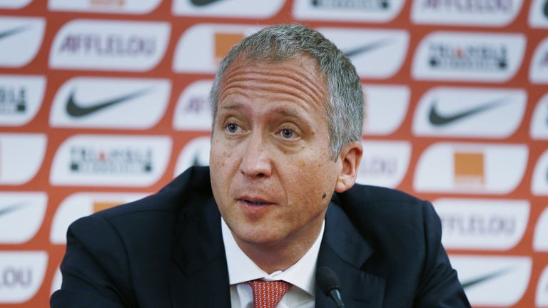 AS Monaco Vadim Vasilyev has spoken exclusively to Sky Sports News in a wide-ranging interview at the Stade Louis II stadium