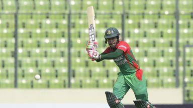 Mushfiqur Rahim: No longer Bangladesh
