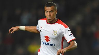 Dele Alli: On the scoresheet once more