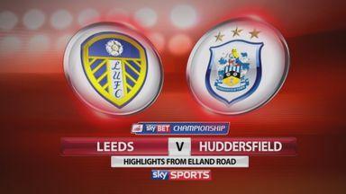 Leeds 3-0 Huddersfield
