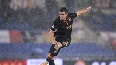 Kevin Strootman: Roma midfielder is reportedly a target for Manchester United