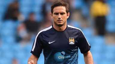 Frank Lampard: City stay could be extended