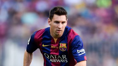 Lionel Messi: Remains an integral part of Barcelona