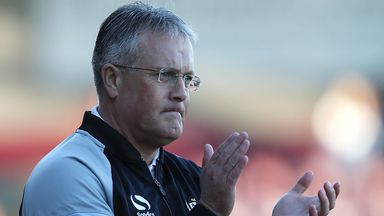Micky Adams: Good second-half performance