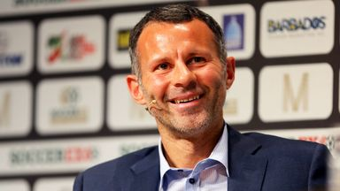 Ryan Giggs: Has a taste for management