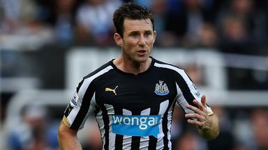 Mike Williamson: Newcastle head to Palace and then Stoke