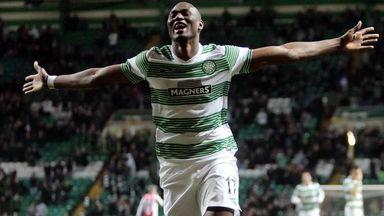 Amido Balde: Celtic hitman off to Middle East