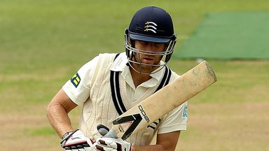 Dawid Malan: Extended his stay with Middlesex