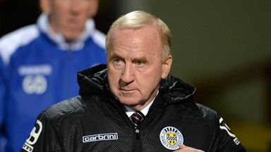 Tommy Craig: Injury problems mounting for St Mirren manager