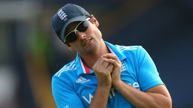Alastair Cook: Believes he is the man to captain England to World Cup victory
