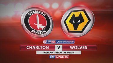 Charlton 1-1 Wolves